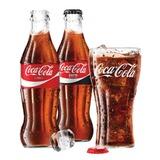 Напиток газированный COCA-COLA (Кока-кола), 0,25 л, стеклянная бутылка