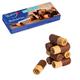 Вафли BAHLSEN (Бальзен) «Waffeletten Milk», вафельные трубочки в молочном шоколаде, 100 г, Германия