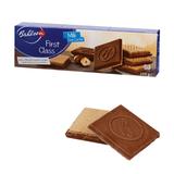 Вафли BAHLSEN (Бальзен) «First Class», хрустящие с молочным шоколадом, 125 г, Германия