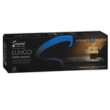 ������� ��� ��������� NESPRESSO «Lungo», ����������� ����, 10 ��. � 5 �, SMART COFFEE CLUB