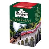 Чай AHMAD (Ахмад) «English Breakfast», черный листовой, картонная коробка, 200 г