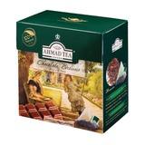 Чай AHMAD (Ахмад) «Chocolate Brownie», черный, вкус шоколадного брауни, 20 пирамидок по 1,8 г