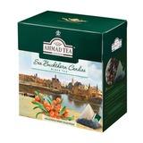 Чай AHMAD (Ахмад) «Sea Buckthorn Candies», черный, вкус облепиховых леденцов, 20 пирамидок по 1,8 г