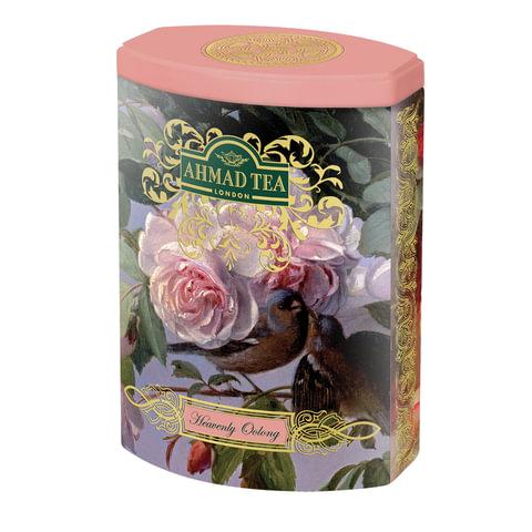 Чай AHMAD (Ахмад) «Heavenly Oolong», зеленый, листовой, жестяная банка, 100 г
