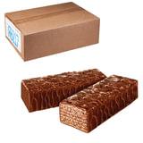 Вафли ЯШКИНО «Глазированные с орешками», весовые, гофрокороб, 4 кг