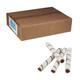 Вафли-трубочки ЯШКИНО «Лесной орех», с шоколадно-ореховой начинкой, весовые, гофрокороб, 4 кг