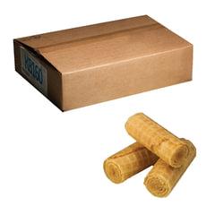 Вафли-рулетики ЯШКИНО со вкусом сгущенного молока, весовые, гофрокороб, 2,5 кг