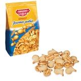 Печенье-крекер ЯШКИНО «Золотая рыбка», соленое, 350 г