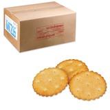 Печенье-крекер ЯШКИНО «Визит нежности», соленое, весовое, гофрокороб, 4 кг