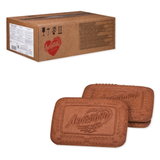 Печенье ЛЮБЯТОВО «Шоколадное», сахарное, весовое, 4,7 кг, гофрокороб