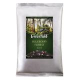 Чай GREENFIELD (Гринфилд) «Blueberry Forest», черный, черника/<wbr/>сливки, листовой, 250 г, пакет