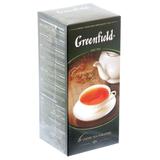 Чай GREENFIELD (Гринфилд), набор, ассорти, 6 видов по 40 г, листовой, 260 г