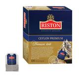 Чай RISTON (Ристон) «Ceylon Premium», черный, 100 пакетиков по 2 г