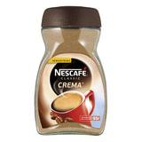 Кофе растворимый NESCAFE (Нескафе) «Classic Crema», с нежной пенкой, 95 г, стеклянная банка