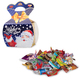 Подарок новогодний «Забава Сластены», 500 г, набор из конфет, зефира и печенья, ассорти