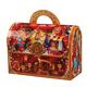 Подарок новогодний «Сказочный карнавал», 650 г, набор из конфет, вафель, печенья и пр., ассорти