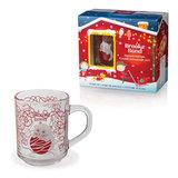 Чай BROOKE BOND (Брук Бонд), шоколад/<wbr/>апельсин, 50 г + кружка, набор, подарочная упаковка