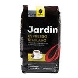 Кофе в зернах JARDIN (Жардин) «Espresso di Milano», натуральный, 250 г, вакуумная упаковка