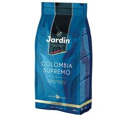 Кофе в зернах JARDIN (Жардин) «Colombia Supremo», натуральный, 250 г, вакуумная упаковка
