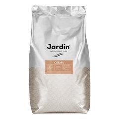 Кофе в зернах JARDIN (Жардин) «Crema», натуральный, 1000 г, вакуумная упаковка