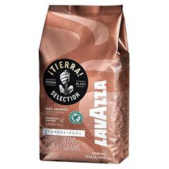 Кофе в зернах LAVAZZA (Лавацца) «Tierra Selection», натуральный, 1000 г, вакуумная упаковка