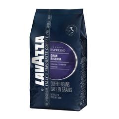 Кофе в зернах LAVAZZA (Лавацца) «Gran Riserva», натуральный, 1000 г, вакуумная упаковка