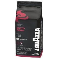 Кофе в зернах LAVAZZA (Лавацца) «Gusto Pieno Expert», натуральный, 1000 г, вакуумная упаковка