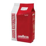 Кофе в зернах LAVAZZA (Лавацца) «Grande Ristorazione Rossa», натуральный, 1000 г, вакуумная упаковка
