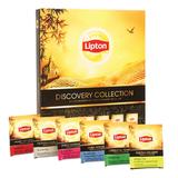 Чай LIPTON (Липтон) «Discovery», набор, 54 пакетика, ассорти, 88 г