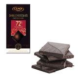 Шоколад CEMOI (Семуа) «Dark Chocolate», горький, 72% какао, 100 г, Франция