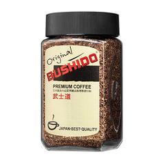 Кофе растворимый BUSHIDO «Original», сублимированный, 100 г, 100% арабика, стеклянная банка