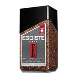 Кофе растворимый EGOISTE «Platinum», сублимированный, 100 г, 100% арабика, стеклянная банка