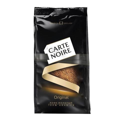 Кофе молотый CARTE NOIRE (Карт Нуар), натуральный, премиум-класса, 230 г, вакуумная упаковка