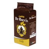 Кофе молотый DE ROCCIS «Oro Intenso» (Де Роччис «Оро Интенсо»), натуральный, 250 г, вакуумная упаковка