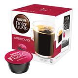 Капсулы для кофемашин NESCAFE Dolce Gusto «Americano», натуральный кофе, 16 шт. х 10 г