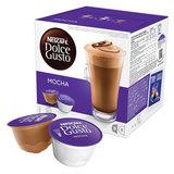 Капсулы для кофемашин NESCAFE Dolce Gusto «Mocha (Мокко)», натуральный кофе 8 шт. х 12 г, молочные капсулы 8 шт х 15 г