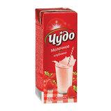 Молочный коктейль ЧУДО клубничный, жирность 2%, картонная упаковка, 200 г