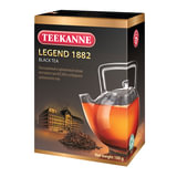 Чай TEEKANNE (Тикане) «Legend 1882», черный, листовой, картонная упаковка, 100 г, Германия