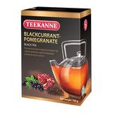 Чай TEEKANNE (Тикане) «Blackcurrant-Pomegranate», черный, смородина/<wbr/>гранат, листовой, 100 г