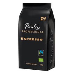 Кофе в зернах PAULIG (Паулиг) «Espresso Professional», натуральный, 1000 г, вакуумная упаковка