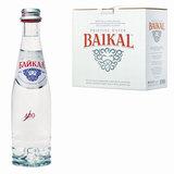 Вода негазированная питьевая «БАЙКАЛ», 0,25 л, стеклянная бутылка