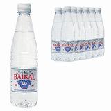 Вода негазированная питьевая «БАЙКАЛ», 0,5 л, пластиковая бутылка
