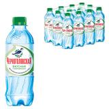Вода газированная минеральная «ЧЕРНОГОЛОВСКАЯ», 0,33 л, пластиковая бутылка