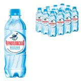 Вода негазированная минеральная «ЧЕРНОГОЛОВСКАЯ», 0,33 л, пластиковая бутылка