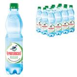 Вода газированная минеральная «ЧЕРНОГОЛОВСКАЯ», 0,5 л, пластиковая бутылка