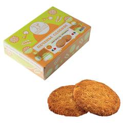 Печенье БИСКОТТИ (Россия) «Орешек», сдобное, 700 г, картонная коробка