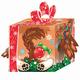 Подарок новогодний «Пес Шарик», 300 г, набор конфет и пр., ассорти, картонная коробка