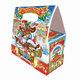 Подарок новогодний «Приключения Таксы», 400 г, набор конфет и пр., ассорти, картонная коробка