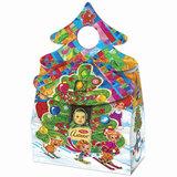 Подарок новогодний АЛЕНКА «Новогодний подарок», 500 г, набор ассорти, картонная коробка