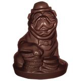 Шоколадная фигурка МОНЕТНЫЙ ДВОР «Большой Бакс», 310 г, картонная коробка
